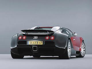 Bugatti - Veyron o carro mais caro do mundo
