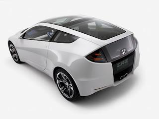 Honda - Cr Z concept