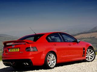 Vauxhall - VXR8