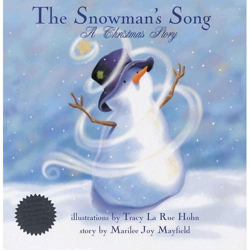 The Snowman's Song, A Christmas Story Book & CD