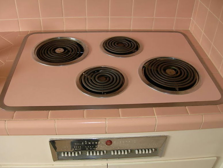 1950 S Pink Kitchen Appliances I Want These