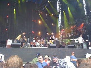 Gaslight Anthem at Lollapalloza 2009