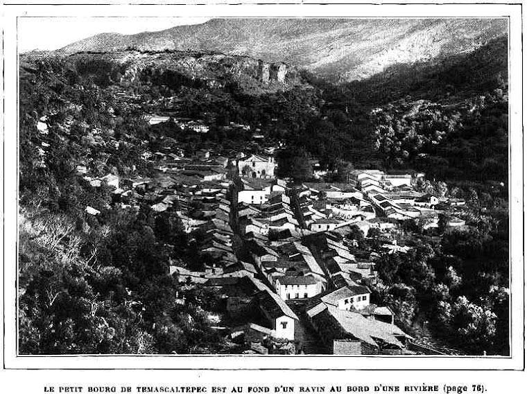 Los  inicios de Temascaltepec