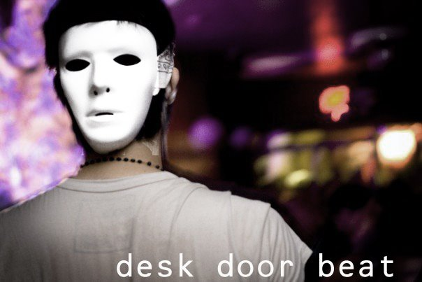 desk door beat