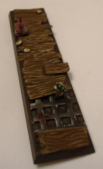 Massive Voodoo Tutorial Painting Simple Wood Grain