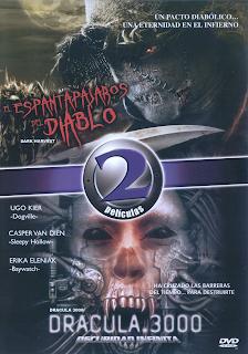 Portada de El espantapájaros del diablo - Dracula 3000