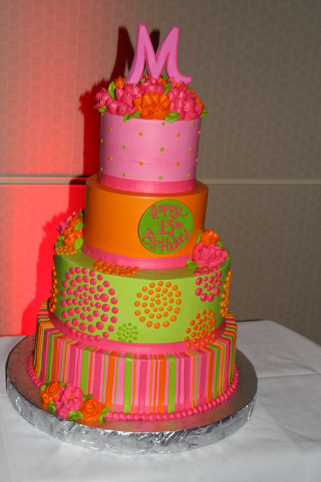 The white flower cake shoppe 2010 spring 2010 cakes dhlflorist Image collections