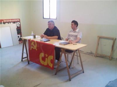 Presentación y  descarga del libro La CIA en España, de Alfredo Grimaldos 4432443240_5889a0378f_o