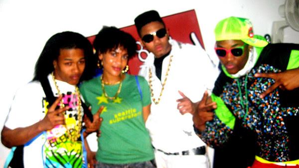 1980 s hip hop era
