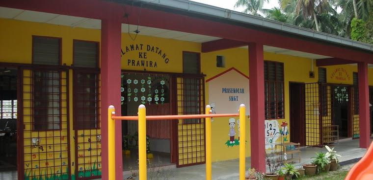 Prasekolah SK Gesir Tengah, Hulu Selangor.
