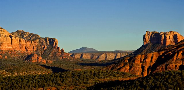 I lived here in Sedona.... 1991-2006
