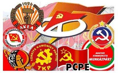 PARTIDOS COMUNISTAS CON UN CLARO OBJETIVO..LA LUCHA ES HACIA EL COMUNISMO Y PARTIDOS COMUNISTAS NO