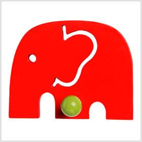 Elefántos fogas és mérce