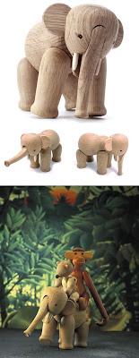 Natúr elefánt