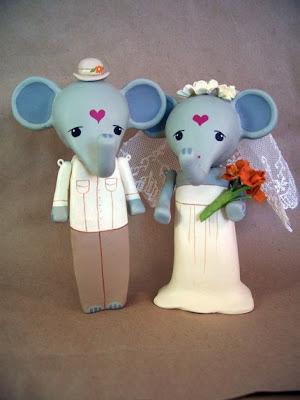 Elefánt esküvő
