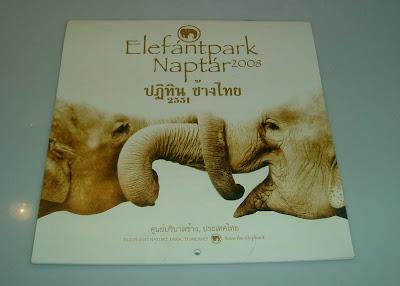 Elefánt kiállítás - 2008