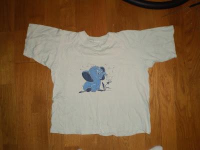 Elefántos póló Vivitől