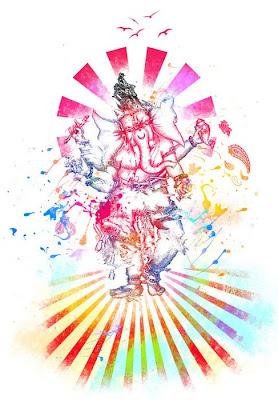 Ganesha illusztráció