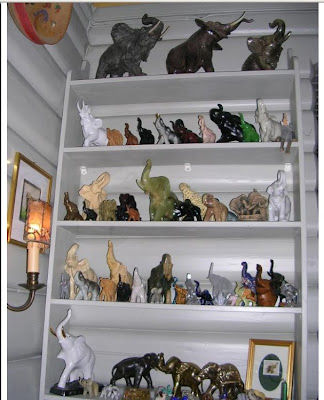 Elefánt  gyűjtemények