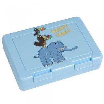 Elefántos uzsonnás táska