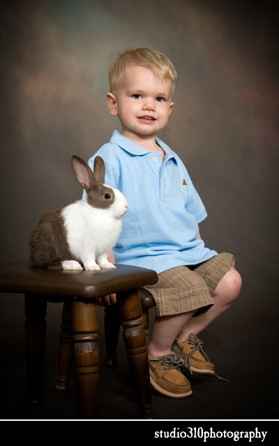 children's studio portrait photography by amanda dengler in raleigh nc