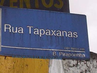 Letreiros Ridículos Tapaxanas