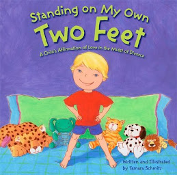 """Standing on My Own Two Feet"" Amazon Page"