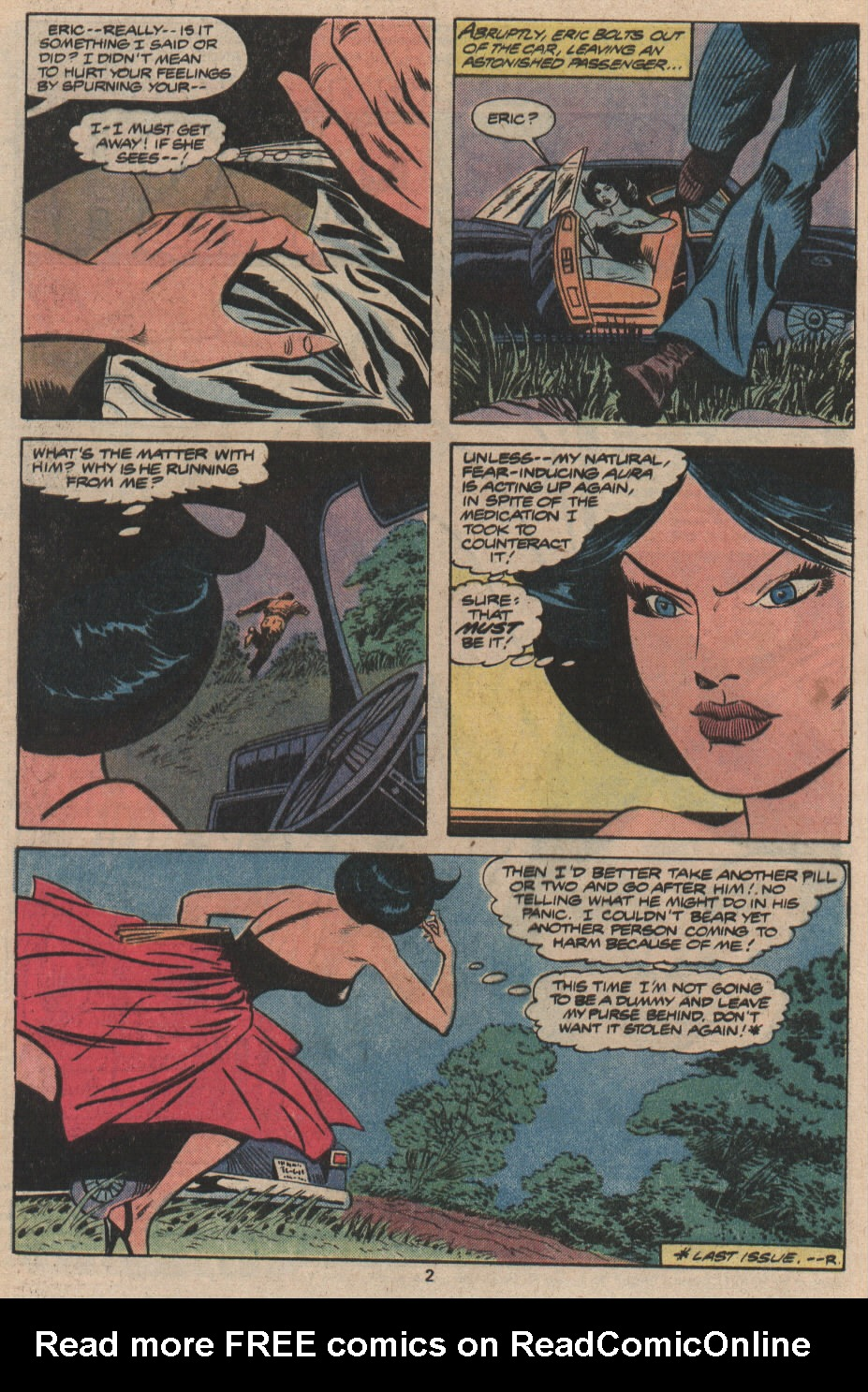 Spider-Woman (1978) Issue #18 #18 - English 3
