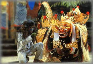 barong balix
