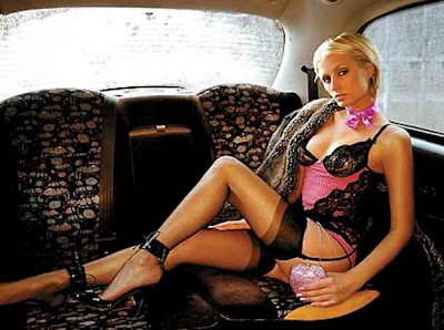 Hollywood Actress Paris Hilton Sexy Photos
