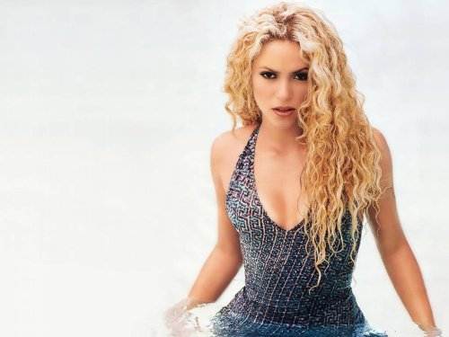 shakira Hot Wallpapers