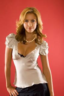 Jessica Alba  unseen Cute photos