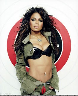 Janet Jackson Sexy Photos