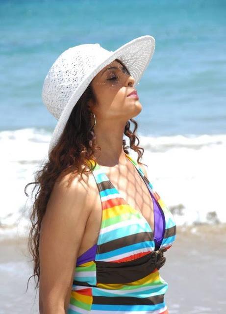 Sizzling Anjana Sukhani boobs photos