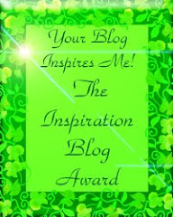 Blog Award from Natalie!