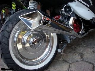 Exhaust Modification