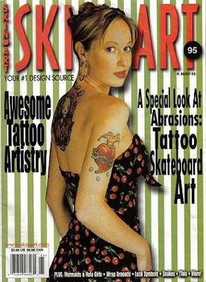 Megazine Tattoo