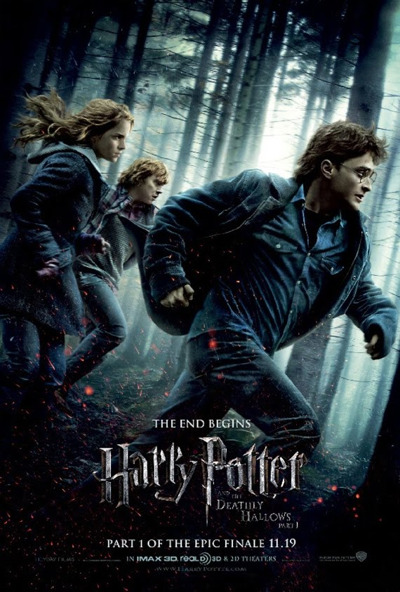 harry potter 7 poster part 2. harry potter 7 poster part 2.