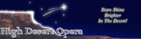 High Desert Opera