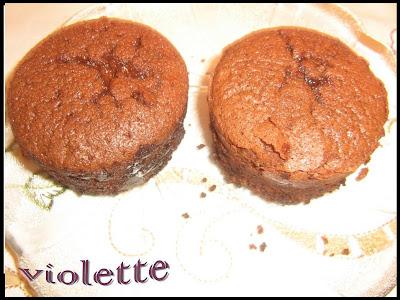 Mini prajiturele de ciocolata