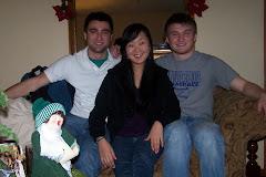 KT & Cousins