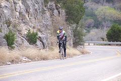 Mark Climbing