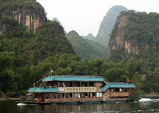 Croisiere sur la Lijiang Guilin Yangshuo