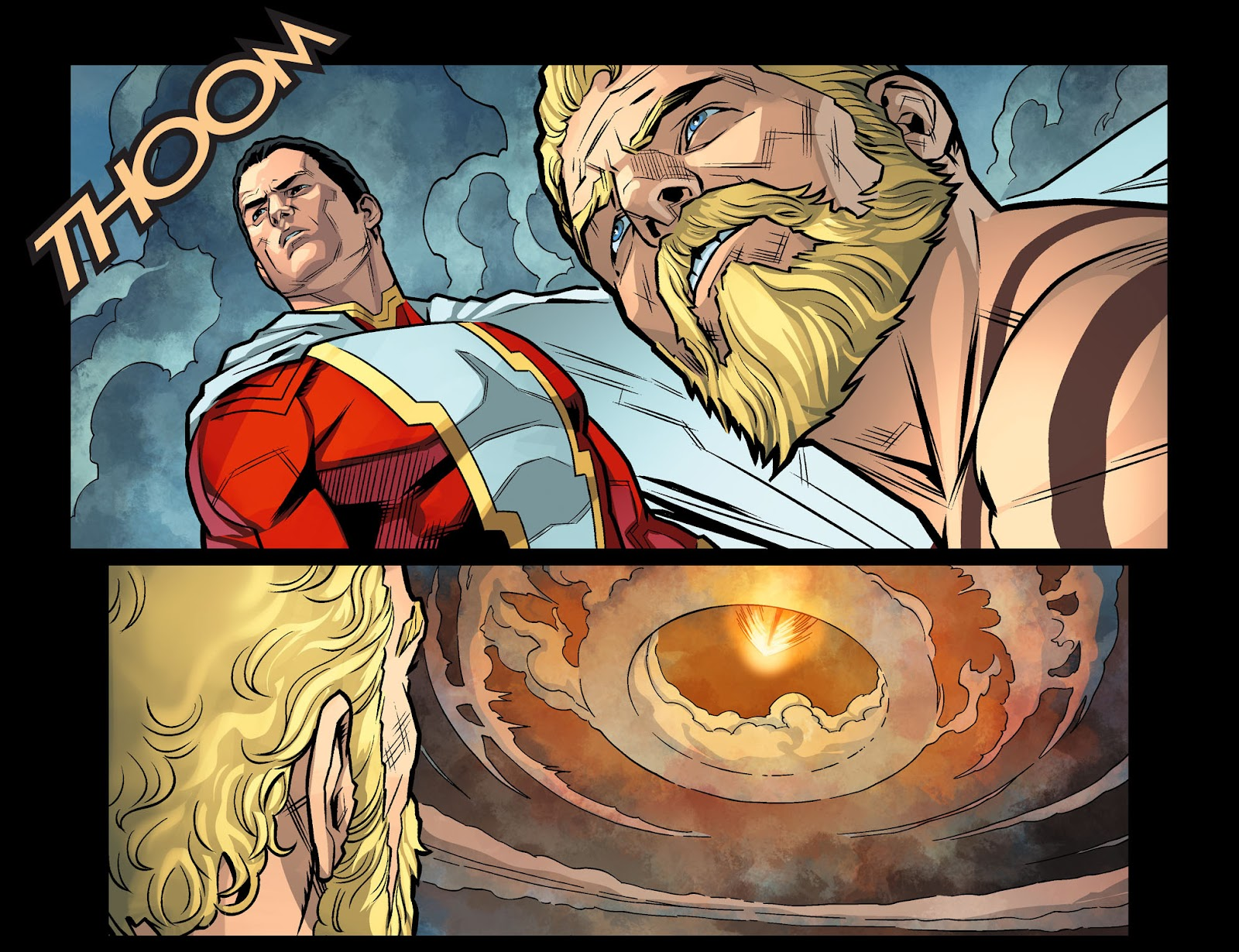 Injustice: Gods Among Us Year Four Issue #13 #14 - English 22