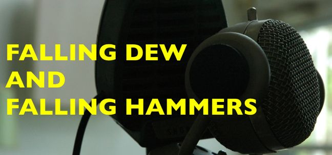 Falling Dew and Falling Hammers