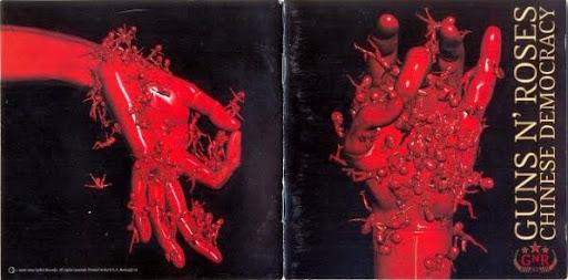 chinese democracy album cover - photo #17
