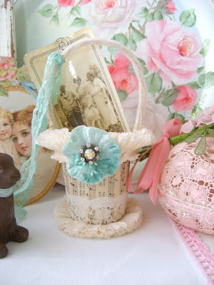 sympathy baskets: tutorial