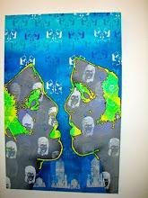 Lazaro Amaral features ChloeBirdPoetry at the Calix Gustav Gallery