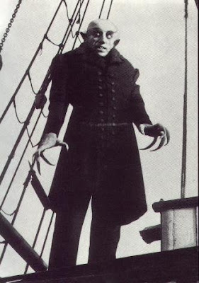 Nosferatum de F.W. Mornau