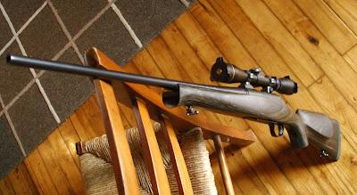 Remington Model Seven refurbishment - DIY Projects